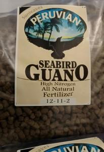 5 POUND BAG OF SEABIRD GUANO 206x300 SEABIRD GUANO